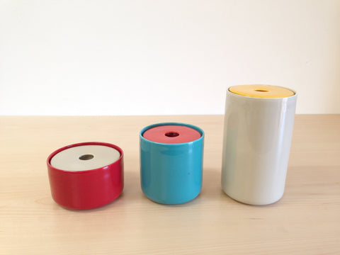 Marimekko Kitchen Storage Jars