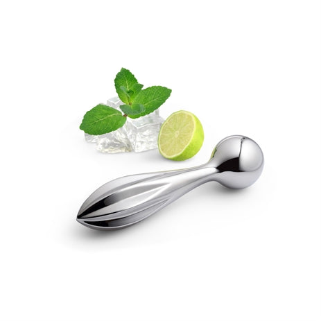 "Alessi ""Valerio"" Citrus Squeezer and Ice Crusher"