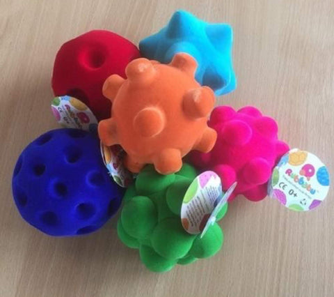 baby fun bowls, soft balls, toddler ball, baby easy grip ball
