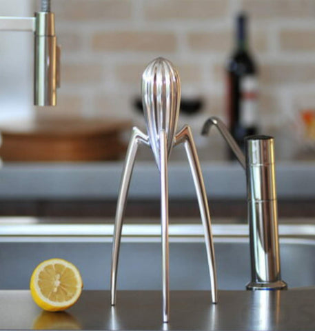 alessi lemon juicer, juicy salif