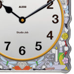 comtoise, alessi limited edition clock, alessi comtoise clock, alessi office clock, office clock, kitchen clock