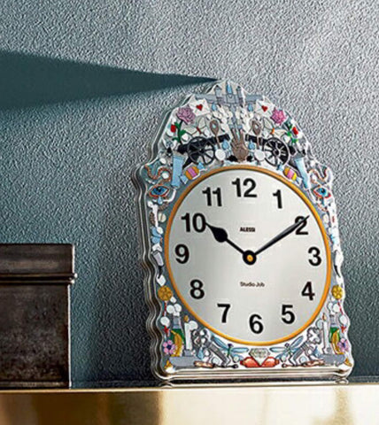 comtoise, alessi limited edition clock, alessi comtoise clock