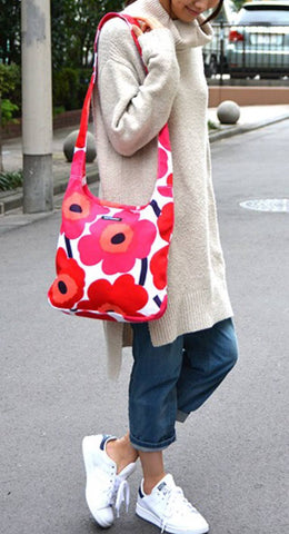 MARIMEKKO SHOULDER AND TOTE BAG