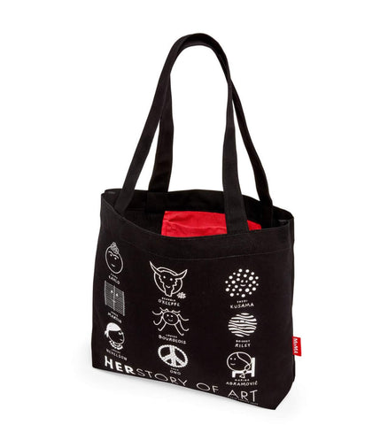 MOMA Herstory of Art Tote Bag, MOMA tote bag