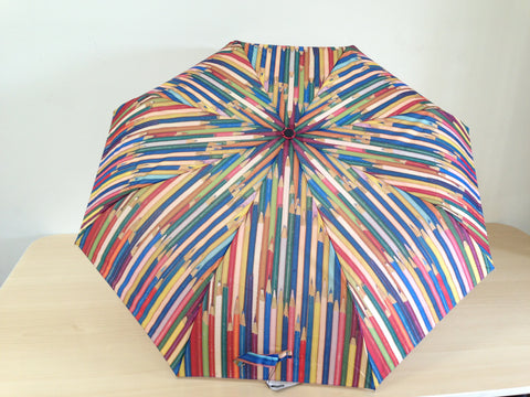 MOMA umbrella, pencil umbrella, frank lloyd wright umbrella