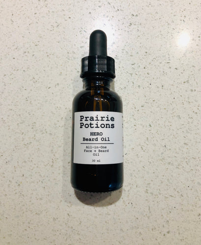 HERO - Face + Beard Oil