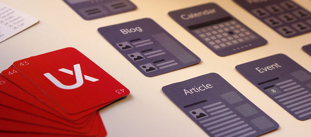 UX Kits Cards