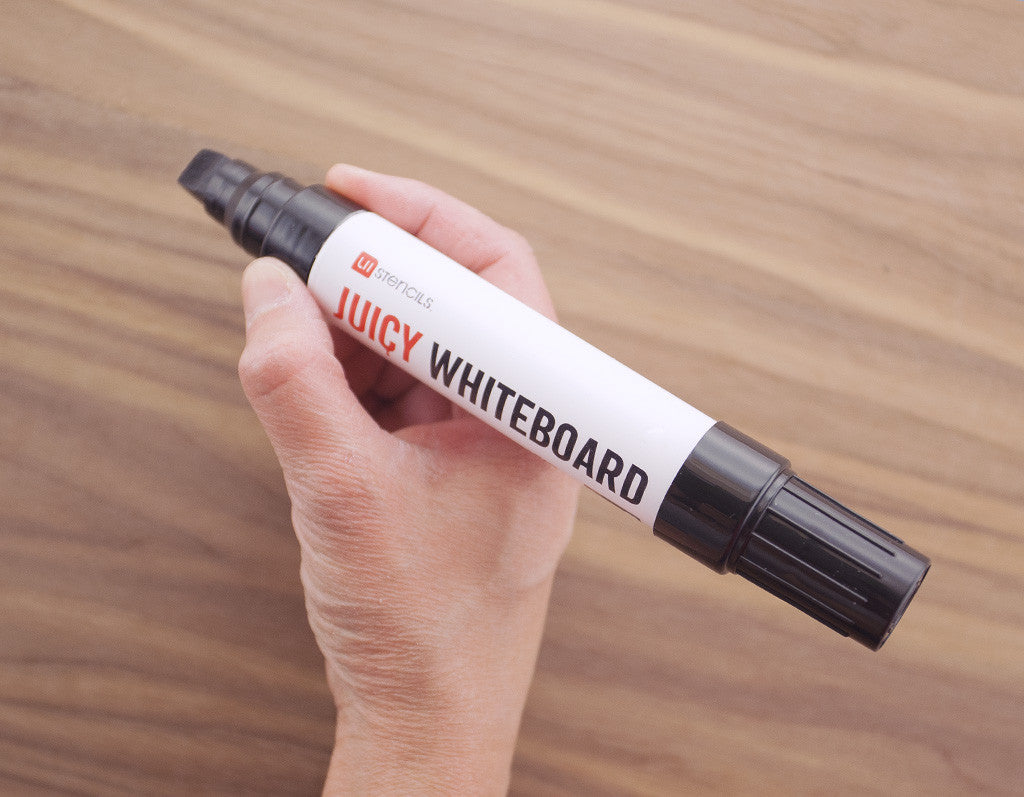 Juicy Whiteboard Markers