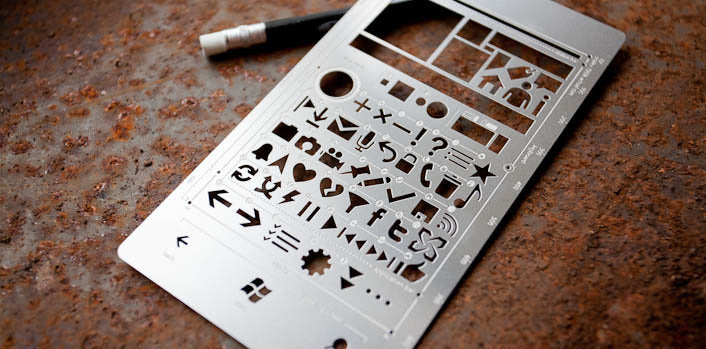 Windows Phone Stencil Kit