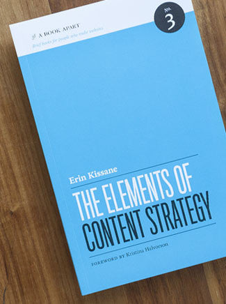 Elements of Content Strategy