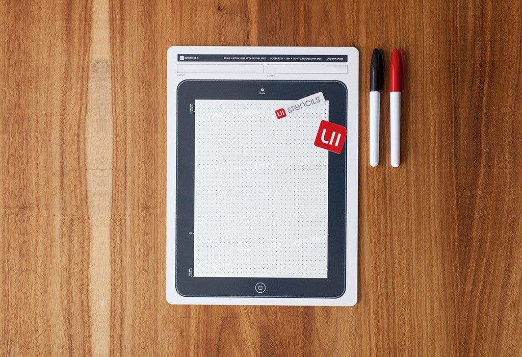 Tablet Dry Erase Board