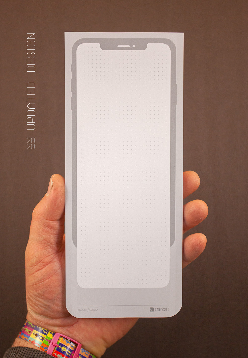 iPhone Sticky Pad