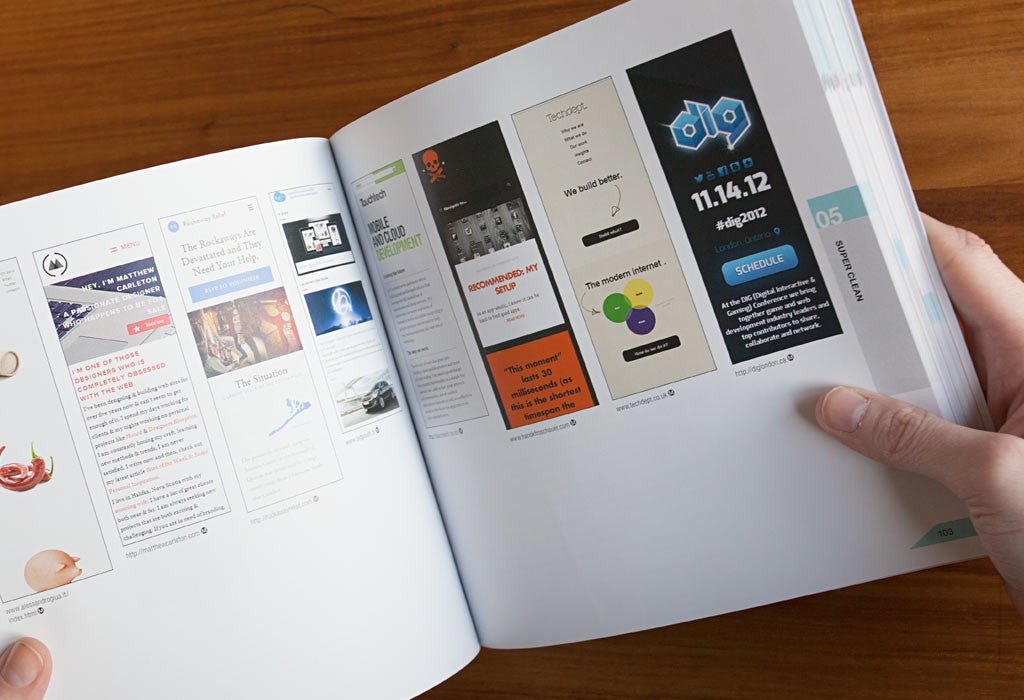 Mobile Web Idea Book