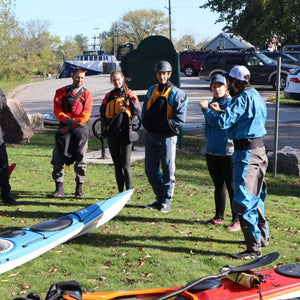 Paddle Canada - Basic Kayak Instructor