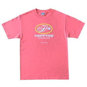 High Fructose T-Shirt Coral