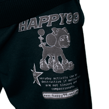 Load image into Gallery viewer, Puffy C.O.S.C.O. Sweatpants Black