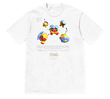 Load image into Gallery viewer, KWOP KWOP T-Shirt White