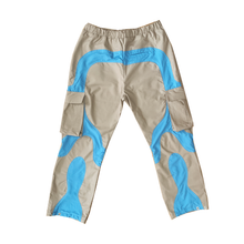 Load image into Gallery viewer, Happy Trail Pants Khaki/Blue