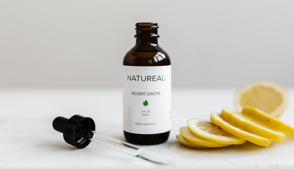 Natureal Revert Drops - Give Your Body the Boost it Needs!