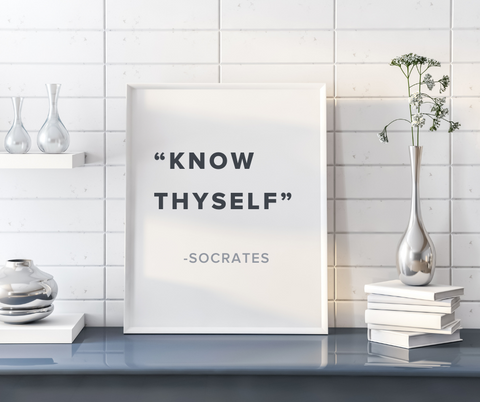Self-knowledge-Socrates-know-thyself-self-love