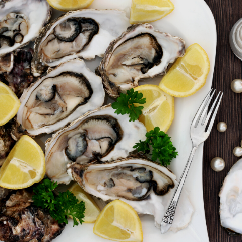 Omega 3 fatty acids oysters sarcoidosis food natureal