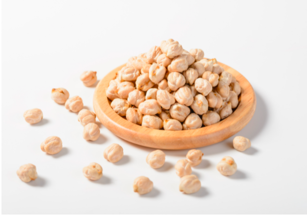 Source of Protein from Chickpeas
