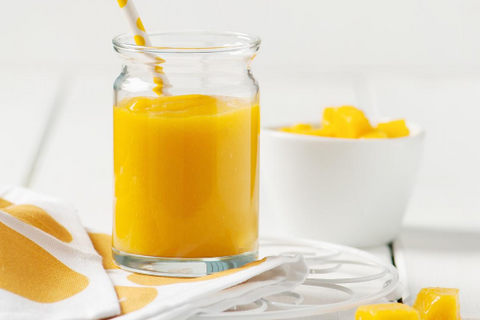 Mango-Banana-Smoothie-Recipe-Healthy-Breakfast
