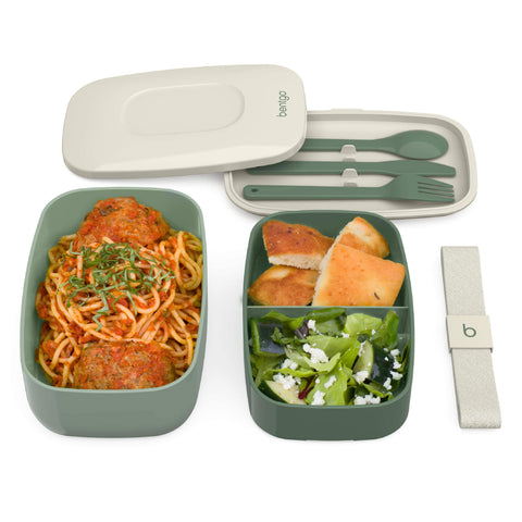 Pack lunch sustainable bentgo bento all in one stackable solution