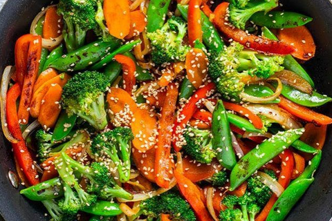 Sweet and Sour Stir-Fry