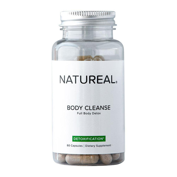 Natureal body cleanser