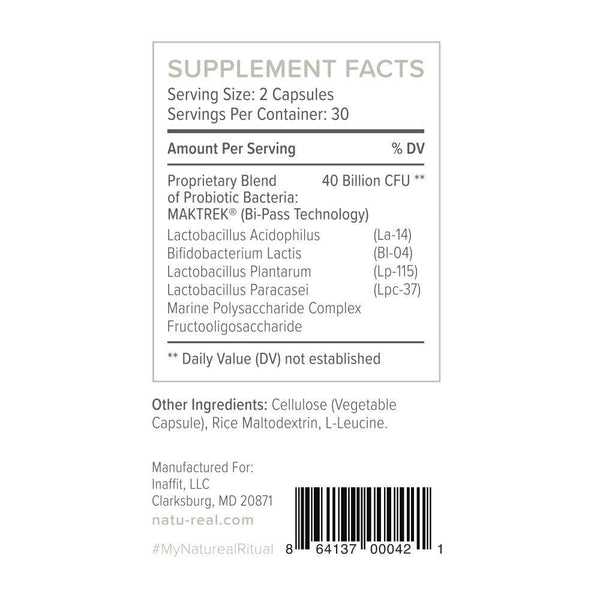 Natureal-Probiotic-supplements-military-diet-ingredients