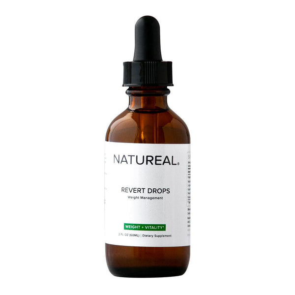 Revert Drops - All Natural Weight Loss Supplement - NATUREAL Supplements