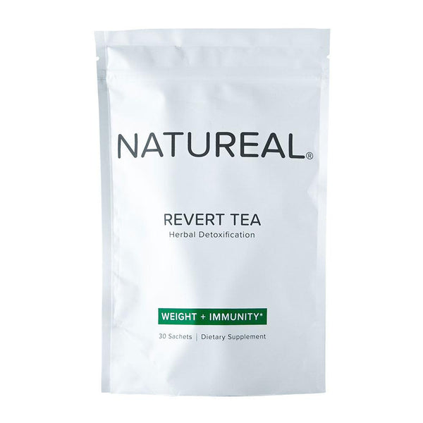 Revert Tea - Herbal and Healthy Fat Burning Tea Cleanse