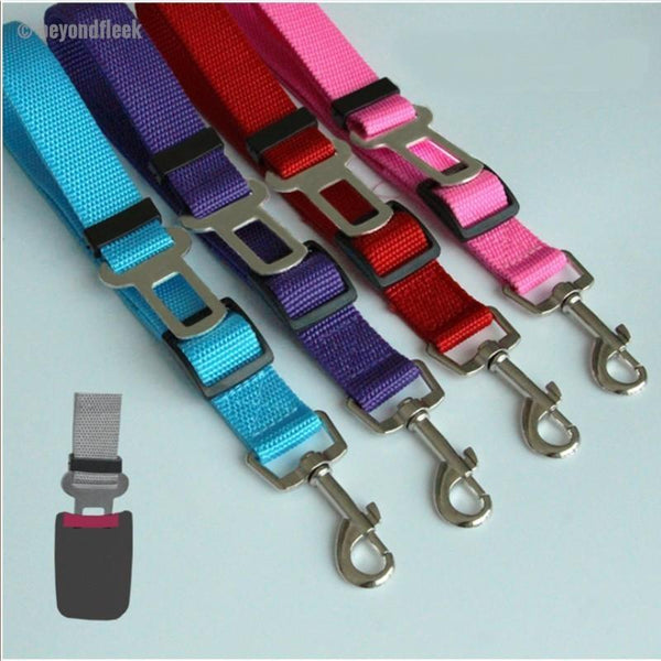 Pet Dog Adjustable Car Safety Seat Belt