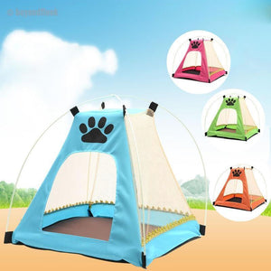 Quadrupets Portable Pet Bed Travel Dog House
