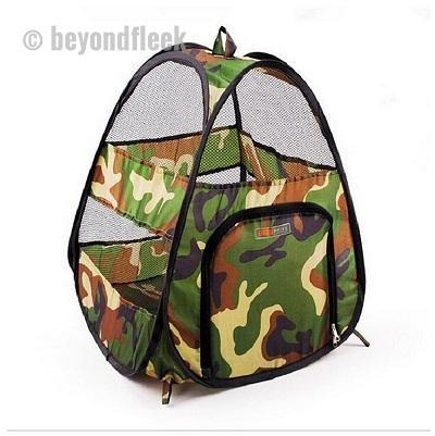 Fashion Camouflage Cat Tent