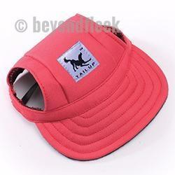 CUTE DOG BASEBALL HAT (11 Colors)