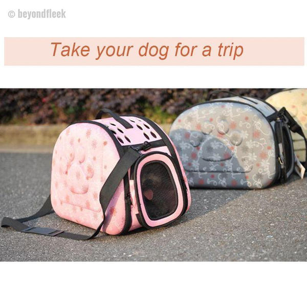 Pet Dog & Cat Travel Carrier Shoulder Bag