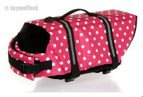 Pet Dog Life Jacket