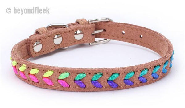Spring Braided Collars for Cats and Dogs
