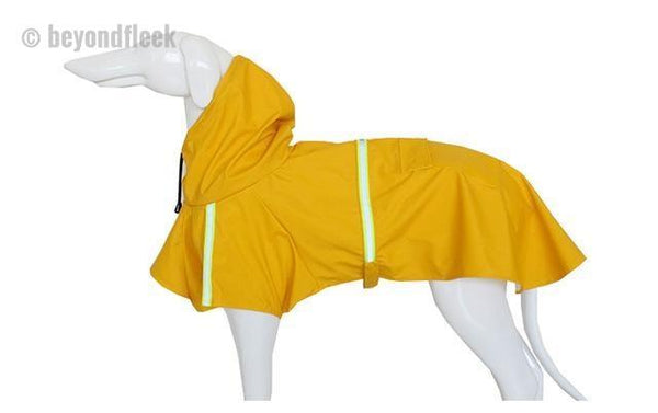Reflective Waterproof Raincoats for Large Dogs L-4XL