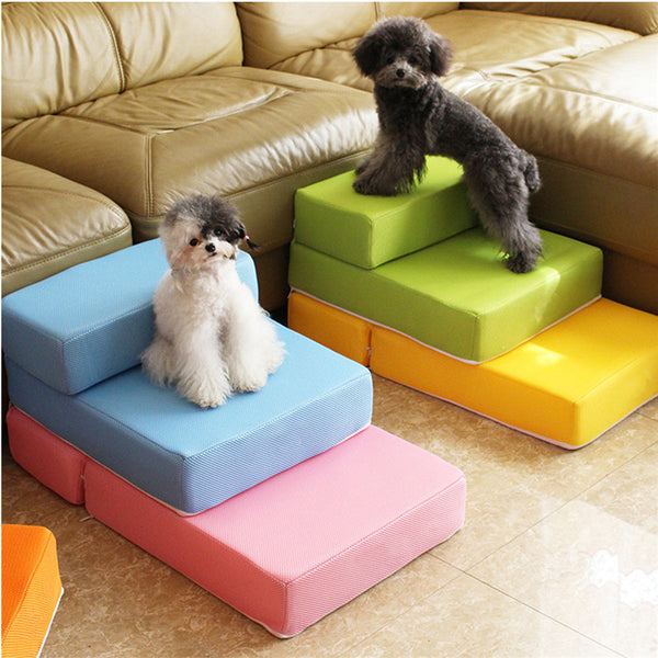 Cute Pet Ramp Stairs for Small Dog