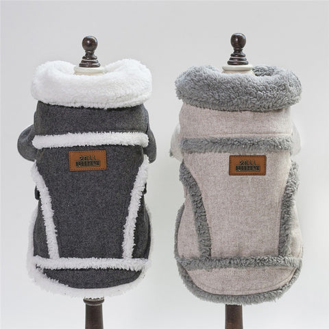 Limited Edition Fur Dog Coats
