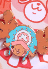 Load image into Gallery viewer, He's a Tonakai not a Tanuki but go off I guess Hard Enamel Pin