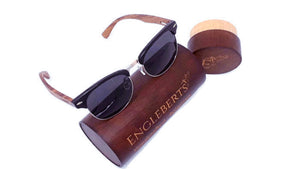 Handcrafted Wooden Sunglasses Protective Case - Jewelry Case - Store Anything Case