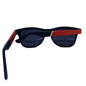 acetate sunglasses rear view