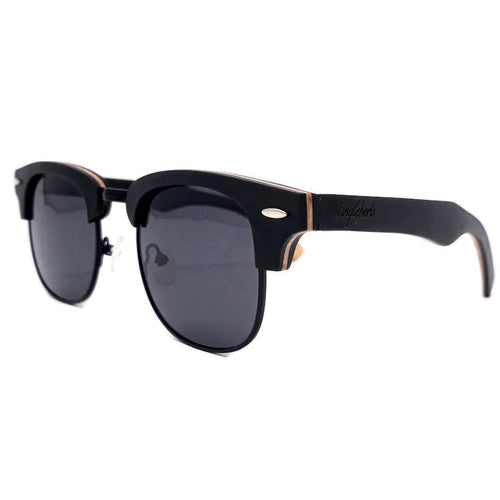 black skateboard sunglasses