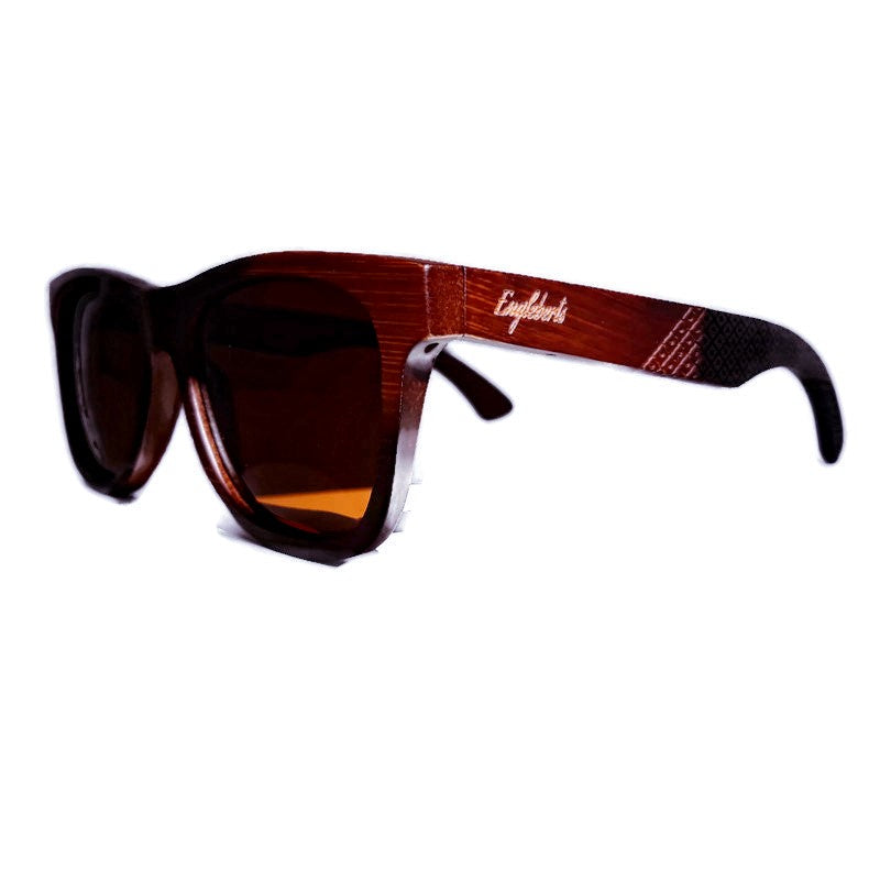 ebony sunglasses quarter view