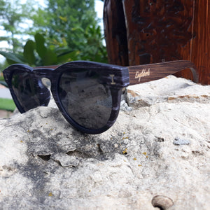 granite sunglasses outdoors