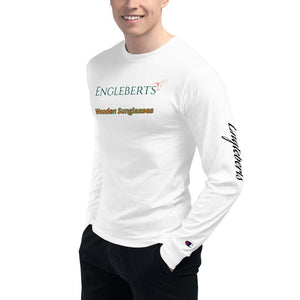 Engleberts wood sunglasses t-shirt